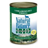 Natural Balance® LID Lamb & Brown Rice Canned Dog Food