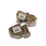 "Jones™ Natural Chews Center Bone 2"" Beef Bone 2pk Wrapped"