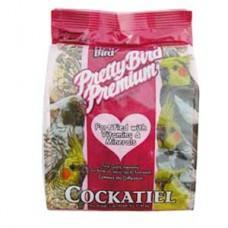 Pretty Bird® Cockatiel Premium Blend Bird Food