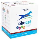 Okocat™ Natural Wood Clumping Cat Litter