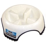 JW Pet® Skid Stop® Slow Feed Bowl Jumbo