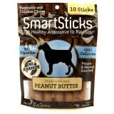 SmartBones® SmartSticks® Peanut Butter Chews 10pk