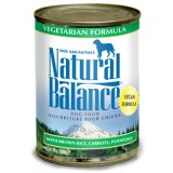 Natural Balance® Vegetarian Canned Dog Food